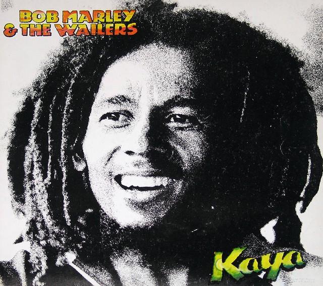 Bob Marley & The Wailers Kaya Tuff Gong Jamaica