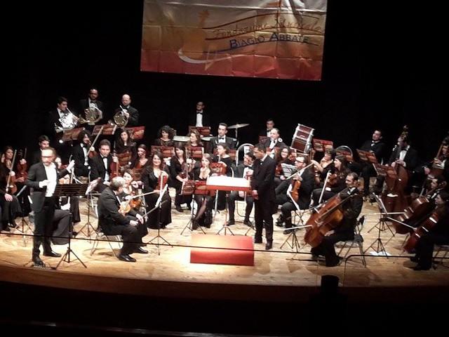 orchestra provincia biagio abbate
