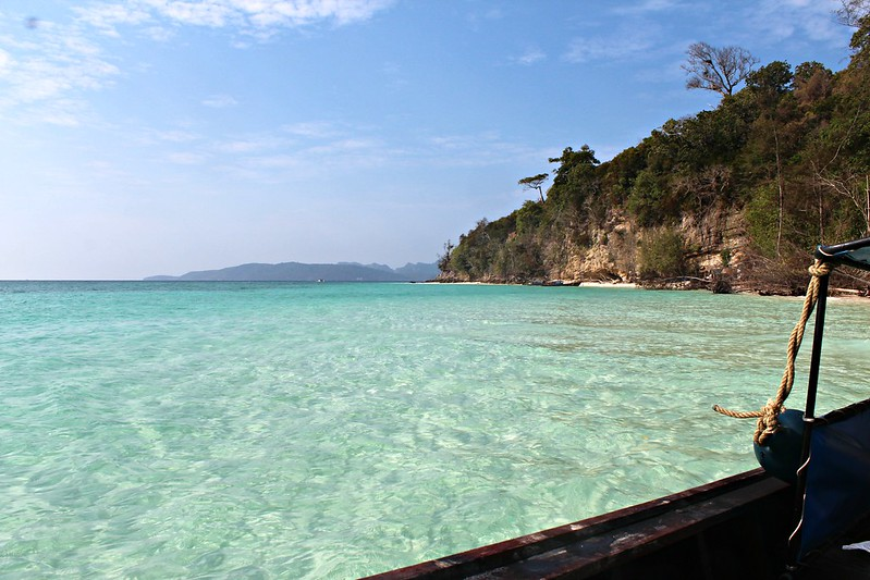 Phi Phi - Bamboo e Mosquito Island