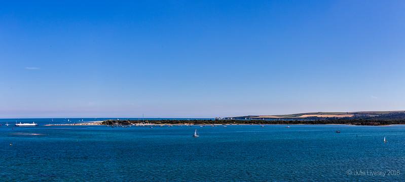 Studland Peninsula and Poole Harbour