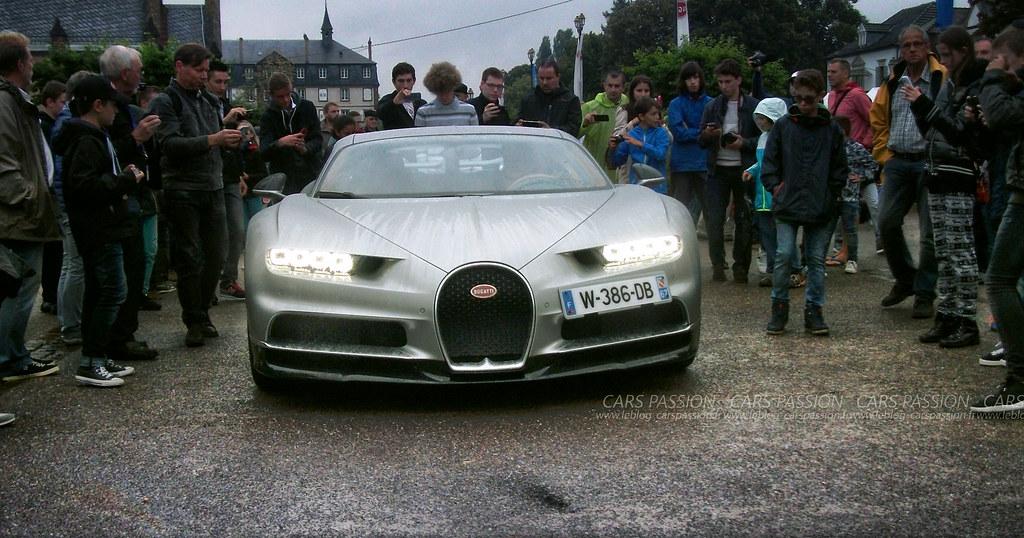 Bugatti Chiron - 33eme Festival Bugatti à Molsheim par Léo