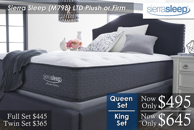 Sierra Sleep NEW M798