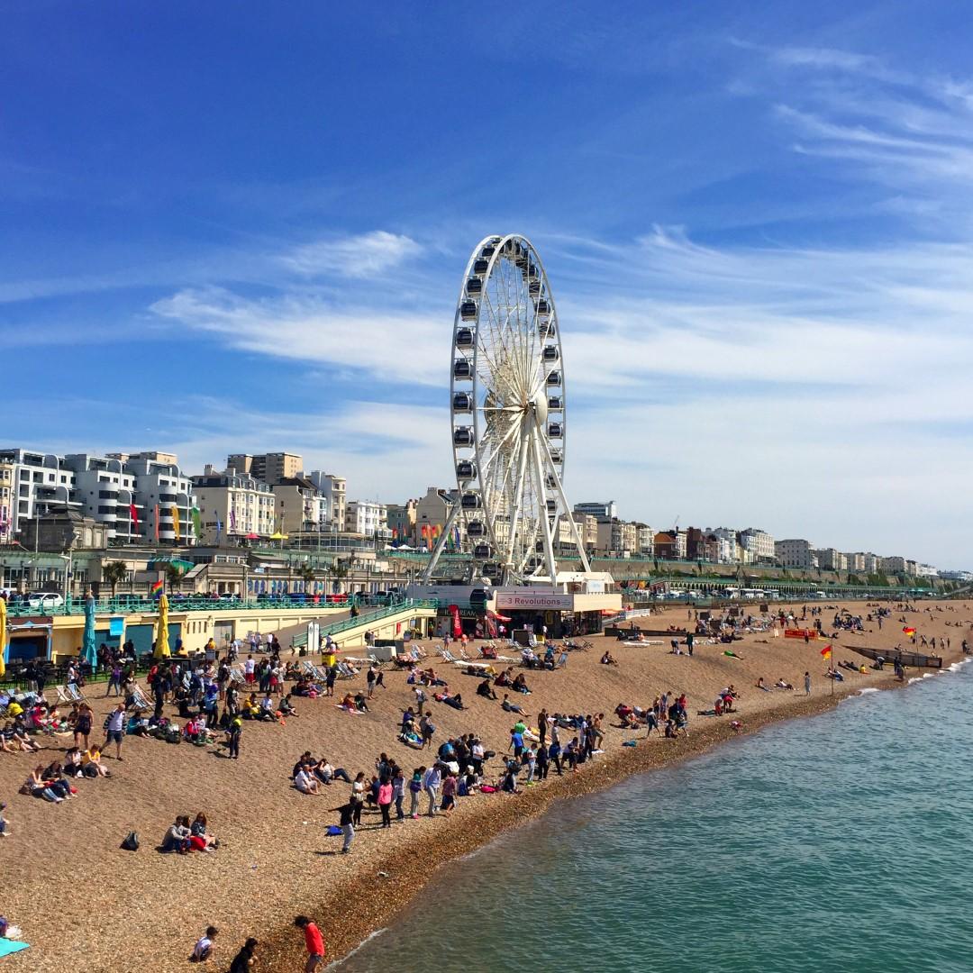 Orgullo Gay de Brighton brighton - 28867405876 5c387a82d4 o - Brighton, la playa de Londres