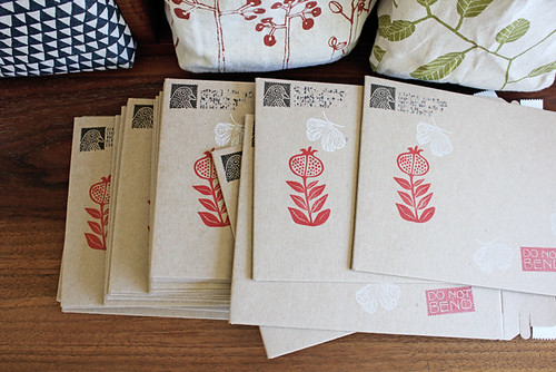 Envelopes | by Geninne