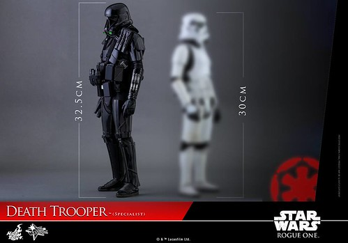 Death Trooper Hot Toys 1