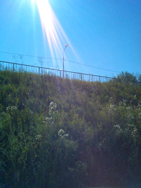 ЖКХ Искитима против Солнца (1)