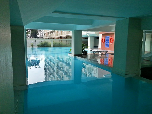 Pool at Tagaytay Prime Residences