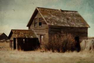 Abandoned building | by Prairie Gal Judy