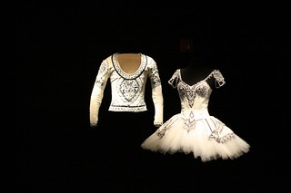 Costumes on display in Rudolf Nureyev: A Life in Dance, an exhibition at the de Young Museum, San Francisco © Sarah Bailey Hogarty 2012 | by Royal Opera House Covent Garden
