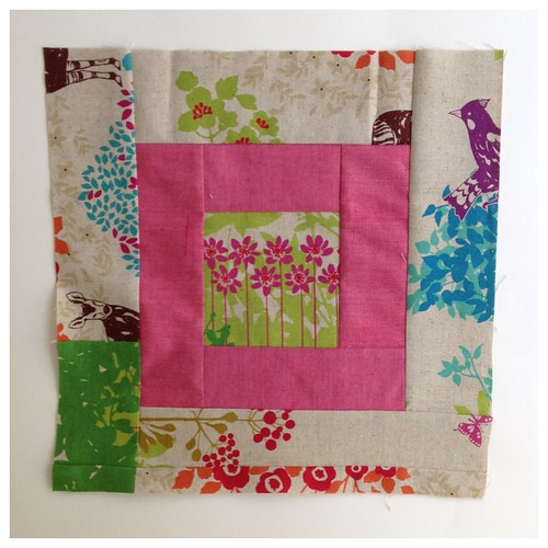 Block #1 for Amy E. | by amylouwhosews