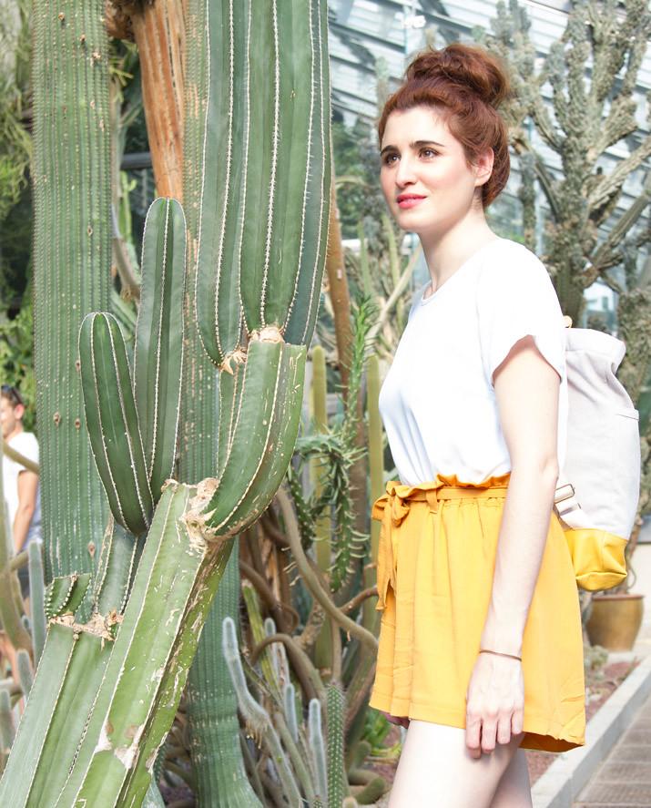 DIY Paper bag pants · Fábrica de Imaginación · Tutorial in Spanish