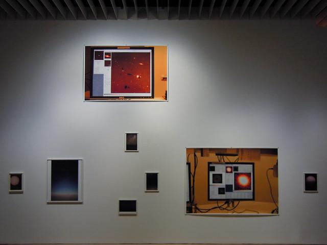 ヴォルフガング・ティルマンス 展示風景