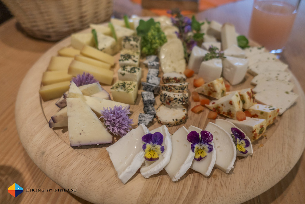 Cheese lunch at Metzler Hautnah