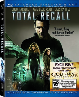 Total Recall Blu-ray | by PlayStation.Blog
