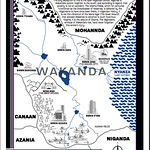 Wakanda Map