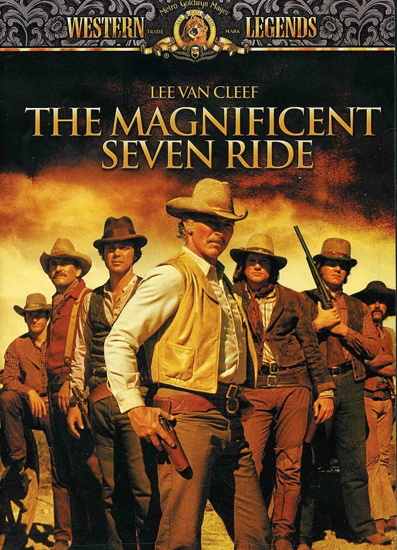 The Magnificent Seven Ride - Poster 4