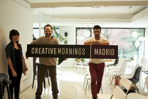 Untitled | by CreativeMornings/Madrid