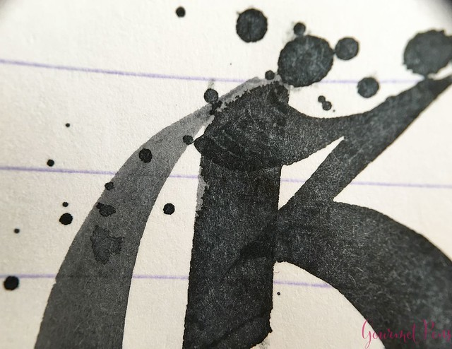 Ink Shot Review @Laywines Silver Grey 7