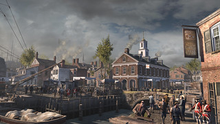 Assassin's Creed III: Faneuil Hall | by PlayStation.Blog