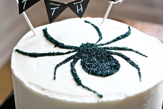 Spider Cake 002 | by Hungry Housewife