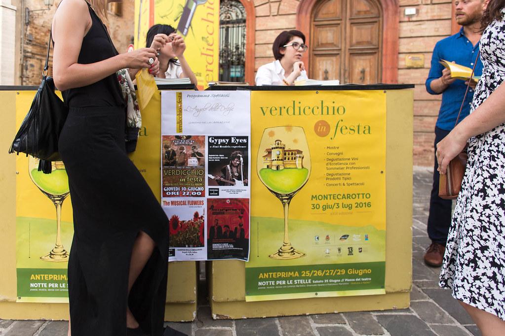 Verdicchio in festa – Montecarotto