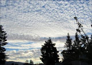 Evening sky 8/29/16