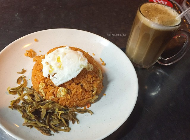 nasi lemak kopi cinno singapore food