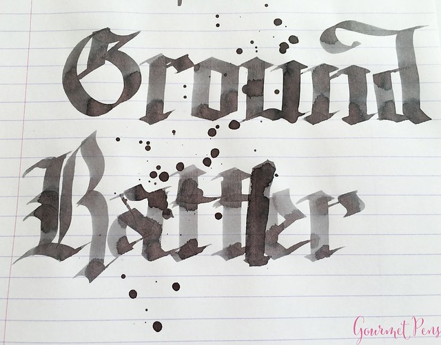 Ink Shot Review Bookbinders Ground Rattler @AppelboomLaren 7