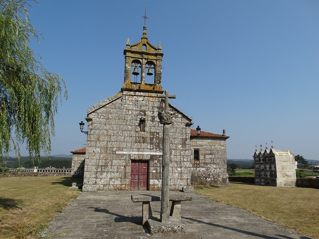 Iglesia de Santa Eulalia de Tines