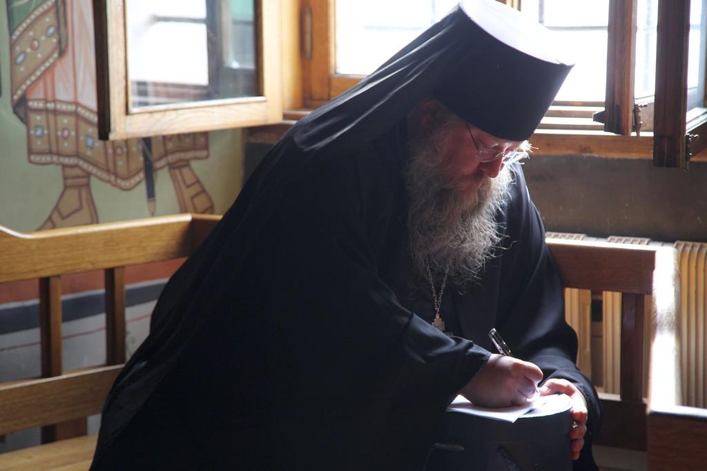 Состоялось совещание духовенства викариатств