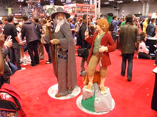 LEGO Booth Statue Hobbit | by fbtb