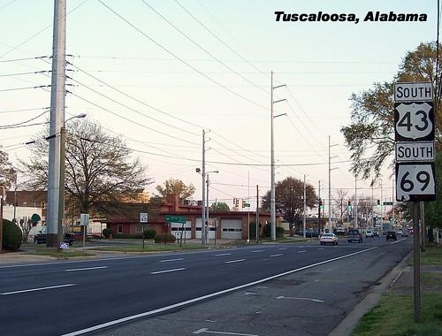 Tuscaloosa AL