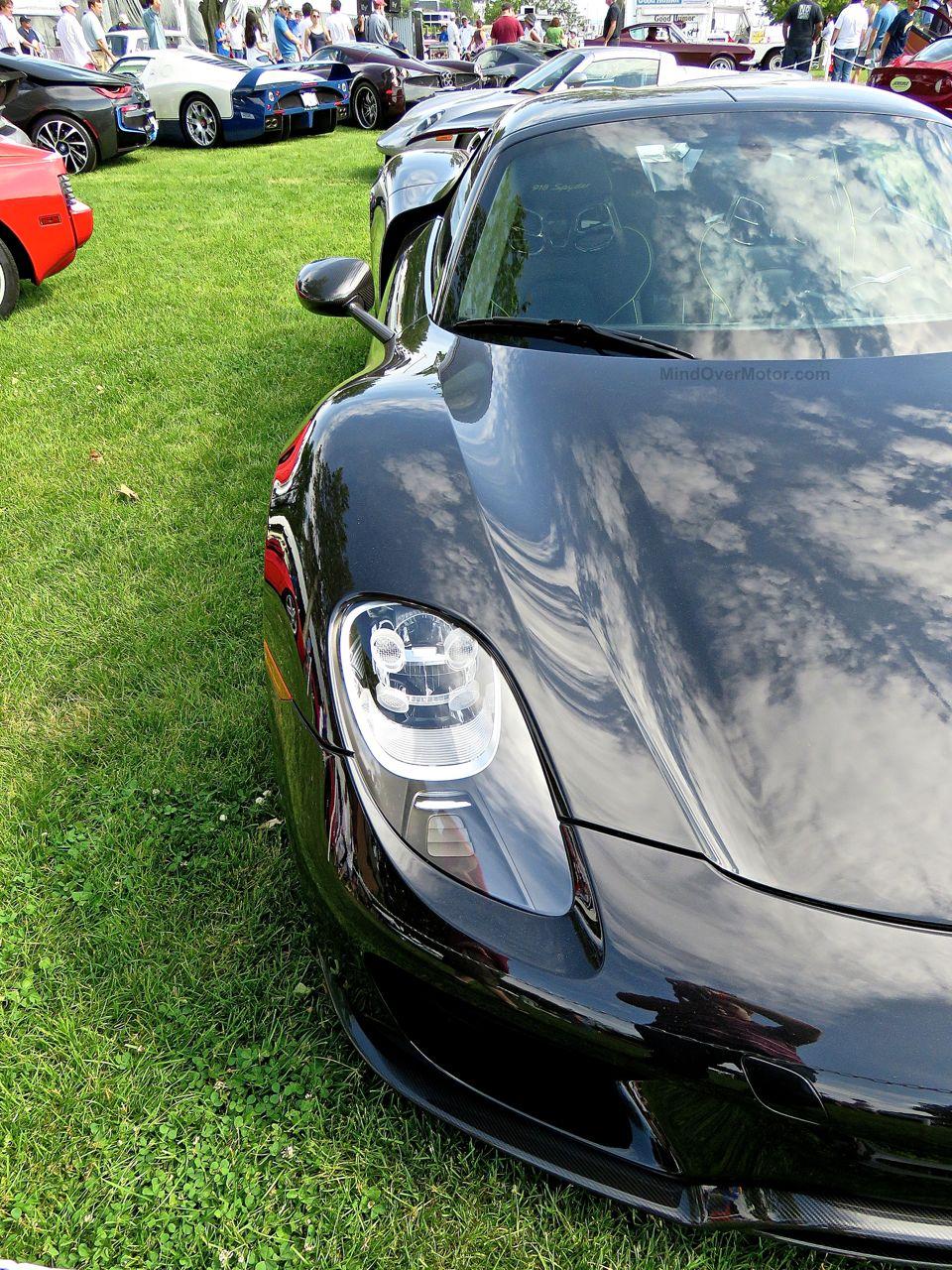 Porsche 918 Spyder Greenwich 3