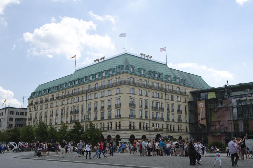 Hotel Adlon Kempinski - Berlin