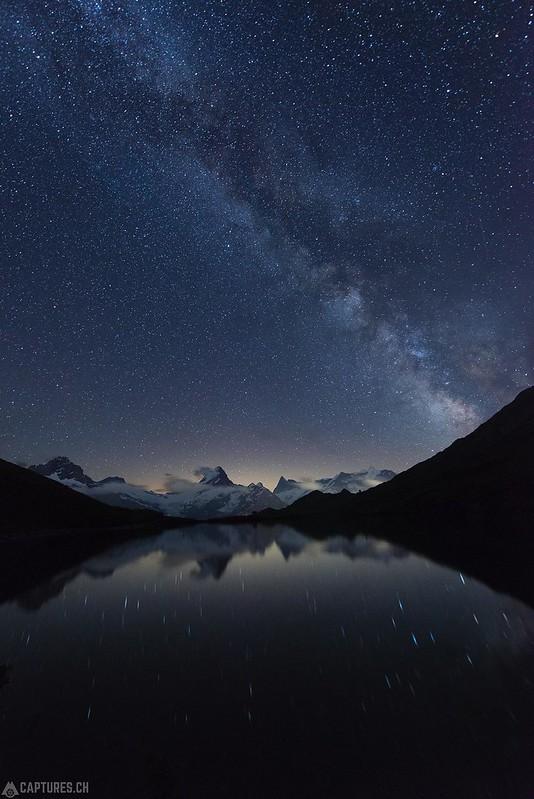 Stars - Bachalpsee