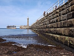 North Pier Whitby