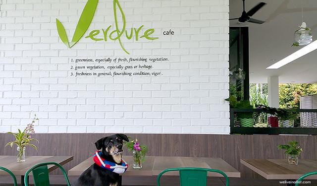 verdure cafe food, spring leaf nature park - outdoor seating
