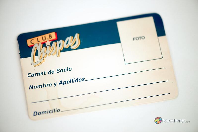 Colonia Chispas Dana Club carnet
