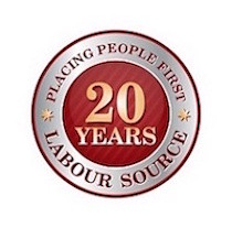 Labour Source 20 years!