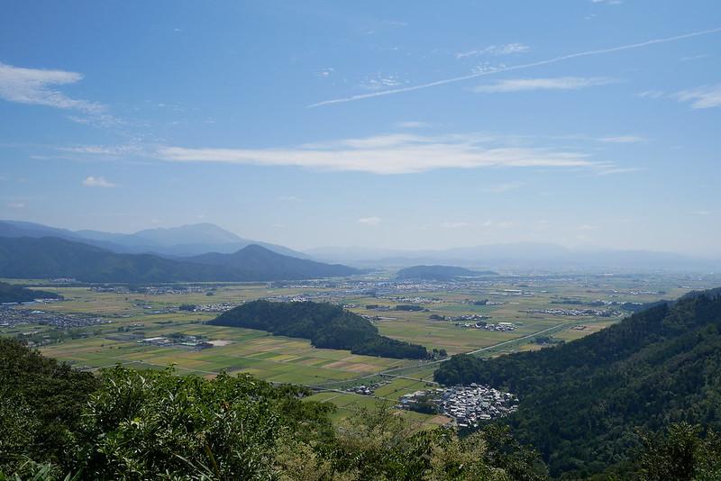 余呉湖〜賤ヶ岳