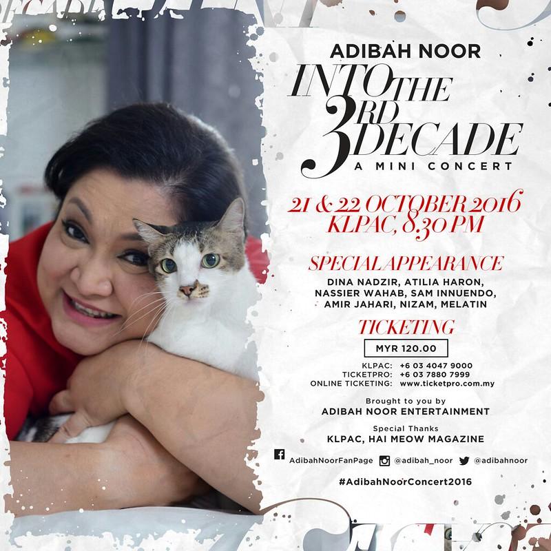 Konsert Adibah Noor