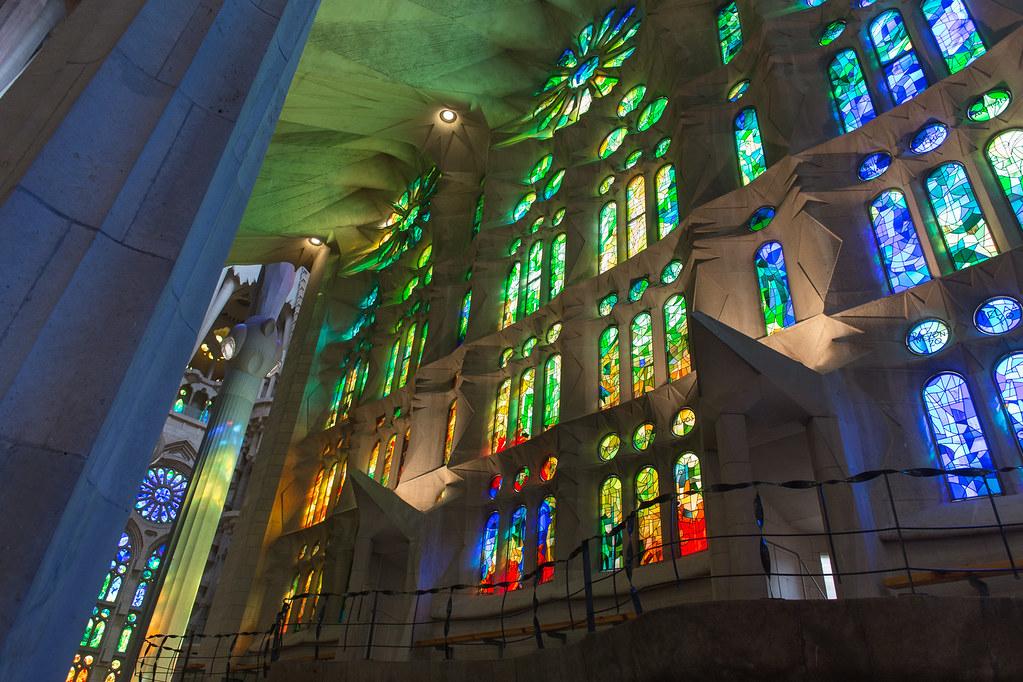 Barcelona – La Sagrada Familia
