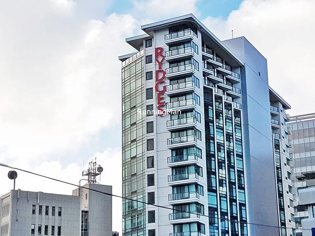 Rydges Hotel 01 - Exterior Facade