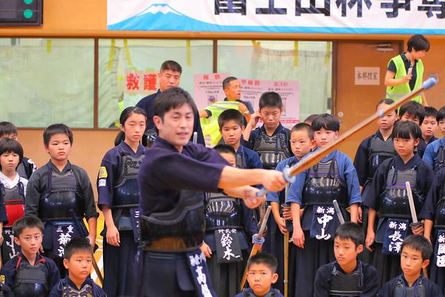 第4回 剣道クリニック