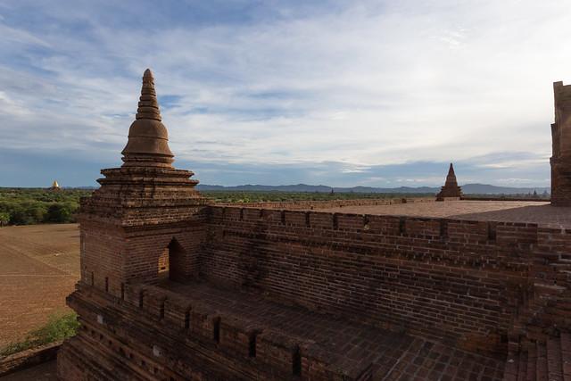Pyathadar Temple - Bagan - Myanmar