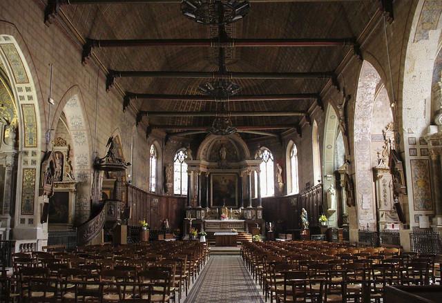Église Saint-Sauveur de Bellême