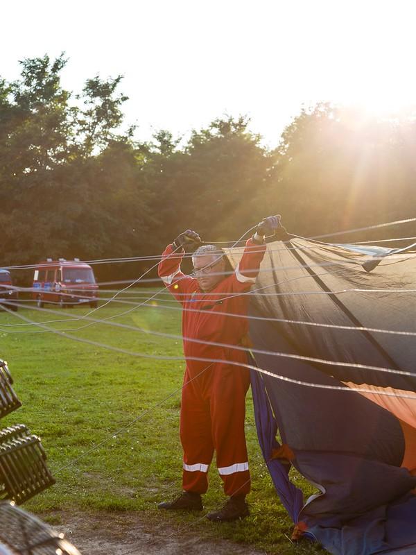 Luftballon Heviz Ungarn-2
