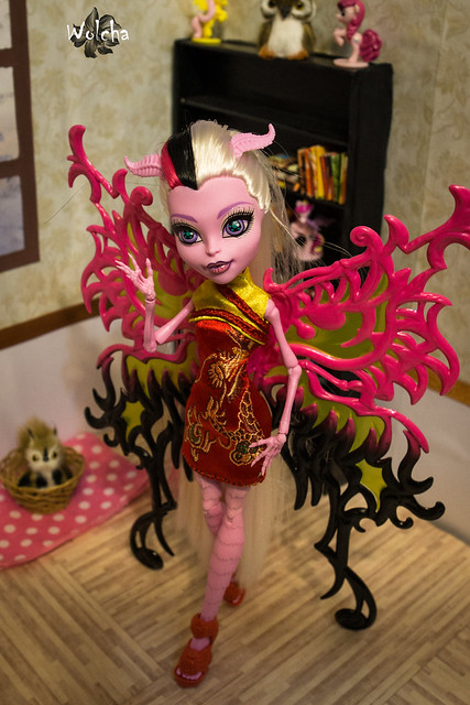 Monster High Bonita Femur