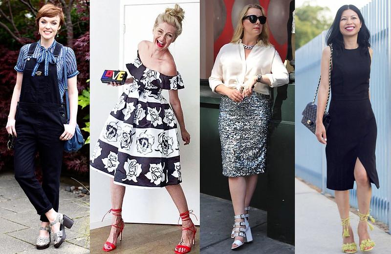 Fasjion bloggers wearing summer sandals #iwillwearwhatilike