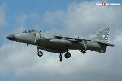 ZH804 007 L - NB09 - Royal Navy - British Aerospace Sea Harrier FA2 - Fairford RIAT 2005 - Steven Gray - DSCF2698